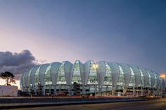Beira-Rio Stadium by Hype Studio #wc2014: http://www.archello.com/en/collection/world-cup-2014-stadiums