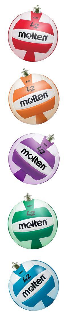 Happy Volleydays! #Molten #Volleyball