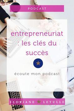 On me demande souvent « Flo, comment assurer le succès de mon projet d'entrepreneur ? ». Dans cet épisode, je te parle de là où il est essentiel d'investir en temps et en argent. #entrepreneuse #webenetrepreneur #freelance #investirensoi Entrepreneur, Business, Investing, Being Healthy, Store