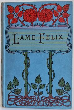 Beautiful Books: art nouveau style