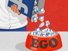 Facebook alimenta tu ego. Tu contrato de trabajo te encadena. No hay kits de felicidad que puedas comprar. El amor puede ser una trampa.