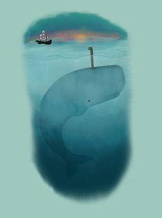Whale Watching by Nichole Lillian