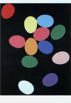 Eggs - Andy Warhol, 1982, Wikipaintings