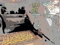 鎌倉犬聞録  Kamakura memoirs from Japan: Travel with Betty ベティとの旅 【Traveling car moving liv...
