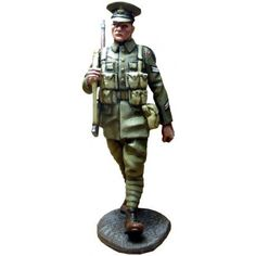 GW 023 Sargento Second Scots Guards Metal Toys, Toy Soldiers, British Army, First World, World War, Gw, Templates