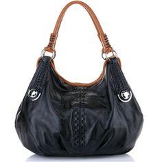 Italian Leather Hobo   Price: $300.00  francovernica.com