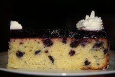 Tort de afine - Culinar.ro Sweet Desserts, Gem, Vegetarian, Food, Essen, Jewels, Meals, Gemstone, Gemstones