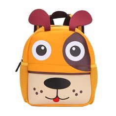 Toddler Anti-Lost Cute Bear Backpack Safety Walking Harness Leash For Kids SS3