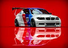 ArtStation - BMW 1 Series Clinched, Kasim Tlibekov