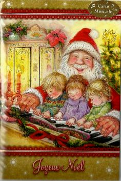 Cosy Christmas, Very Merry Christmas, Christmas Goodies, Country Christmas, Christmas Time, Xmas, Christmas Artwork, Christmas Paintings, Scandinavian Kids