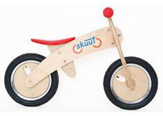 Teaching children to ride a bike