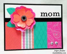 Playing with Paper: CTMH Scrapbooks, Cards & DIY: Mother's Day ...