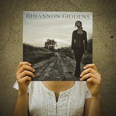 """#seLPhie (autoritratto in 12 pollici / 12"""" selfportrait) by CAMI (vox, violin) -> Rhiannon Giddens, 'Freedom Highway', 2017, Nonesuch Records. 