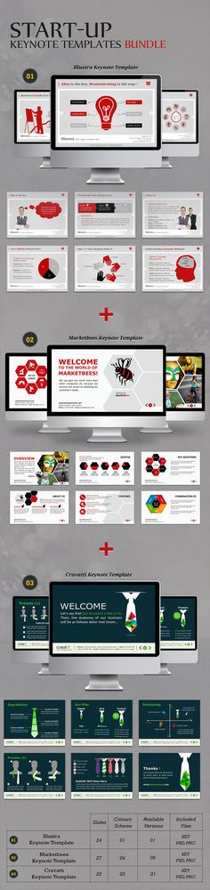Start-up Keynote Template #keynote #keynotetemplate Download: http://graphicriver.net/item/startup-keynote-templates-bundle/6321442?ref=ksioks