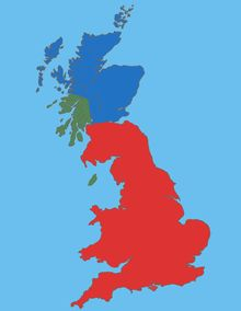 Britons - the Celtic people of England