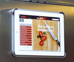 Fridgepad / Mount Your iPad to the Fridge