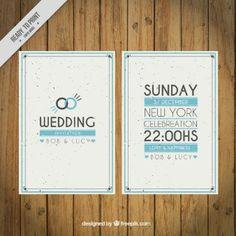 Convites de casamento esbo§ado