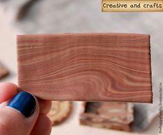 Видео МК: имитация дерева из полимерной глины. Обсуждение на LiveInternet - Российский Сервис Онлайн-Дневников