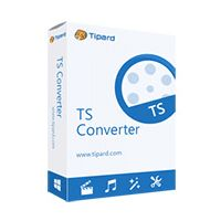 60% Off Coupon on Tipard TS Converter – The Best Way to Convert TS to Any Video / Audio formats – For Windows / Mac OS X