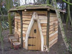Paul's next project - Hobbit house