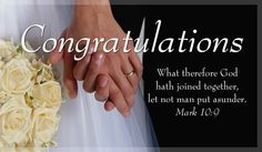 Free Mark 10:9 eCard - eMail Free Personalized Wedding Cards Online