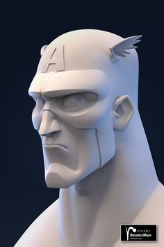 ArtStation - Captain America ! , Brice Laville Saint-Martin