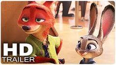 Zootopia Full Movie English 2016 -  Walt Disney Movies 2016