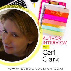 Author Interview: Ceri Clark