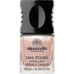 Alessandro 07 Shimmer Shell. Nagellak voor kunst- en natuurlijke nagels.