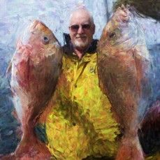 myself and a couple of snapper