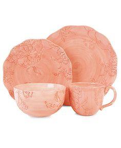 Rachel Bilson Dinnerware - Hydrangea
