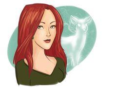 Just Lily by julvett.deviantart.com on @deviantART