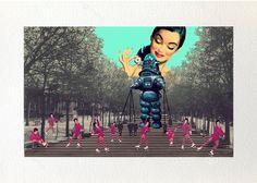 Esta semana se inaugura el espacio OLALAB en Santiago de Compostela con la muestraMeta comisariada por Manu Mimé cos artistas: Dana Díaz, David Fidalgo Omil, Lara von Larsy PLÁSTICA. La cita es e...