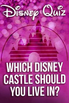 Disney Quiz: Which Castle Should You Live In? Disney Quiz, Disney Fun Facts, Disney Trivia, Disney Pixar, Quizzes For Fun, Random Quizzes, Disney Personality Quiz, Buzzfeed, Current Affairs Quiz