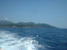 Boat trip Kerkyra 2004