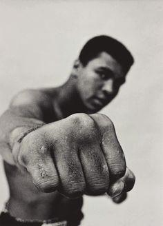 Ali! Photo by Thomas Hoepker ~ Chicago, 1966