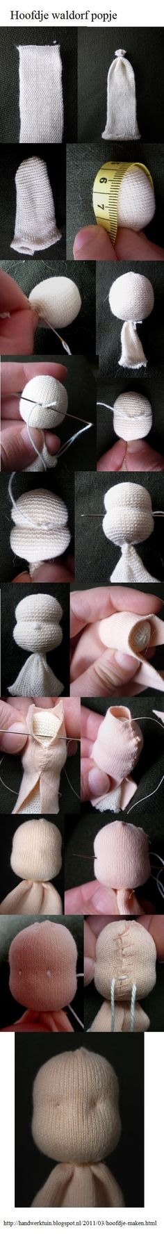 Excellent Photographs Sewing ideas for dolls Popular Waldorf doll Sock Dolls, Doll Toys, Rag Dolls, Tiny Dolls, Cute Dolls, Homemade Dolls, Doll Tutorial, Sewing Dolls, Waldorf Dolls