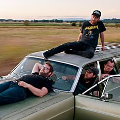 Red Fang Battle Boozing Zombies in 'Blood Like Cream' - Premiere