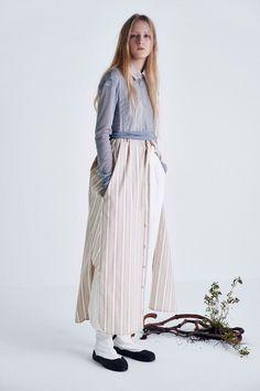 Y's Yohji Yamamoto Spring/Summer 2018 Ready To Wear   British Vogue