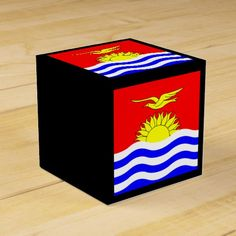 Shop Kiribati, flag favor box created by AwesomeFlags. Personalize it with photos & text or purchase as is! Twin Birth Announcements, Birth Announcement Boy, Wedding Invitation Wording, Invitation Cards, Kiribati Flag, Create Your Own, Create Yourself, Personalised Box, Activity Games