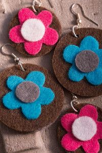 Creative Company | Buttons, felt Craft Projects, Projects To Try, Creative Company, Felt, Buttons, Spring, Crafts, Felting, Crafting