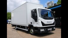 IVECO 75E16  7 5 TON BOX - EURO 6   BP16 TEV Used Trucks For Sale, Roller, Sale Promotion, Commercial Vehicle, Tractors, Online Business, Euro, Automobile, Marketing