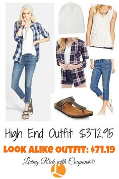 Back to school outfit - Look For Less