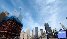 WORLD TRADE CENTER Destruido por los ataques terroristas del 11-S, el World Trade Center está siendo reconstruido para convertirse en el símbolo de Nueva York. Para más información: Tlf. 971.54.44.22 www.facebook.com/barceloviatgessapobla