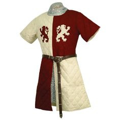 Arming Wear, Functional Arming Wear, Armour Padding and Medieval Arming Wear by Medieval Collectibles