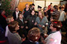 heitere Damenrunde in Eicklingen bei Celle