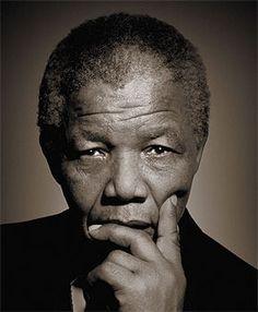Nelson Mandela 1918 - 2013
