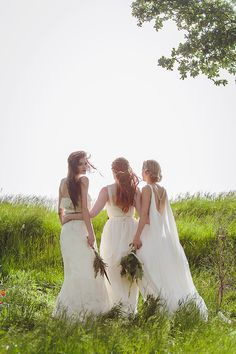 Meadowfest, a shoot for Festival Brides blog   part three