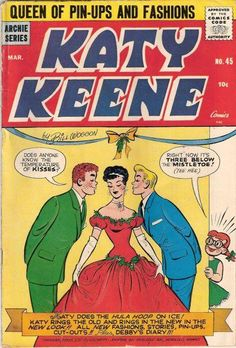 Image detail for -Katy Keene #45 - (comic book issue) - Comic Vine