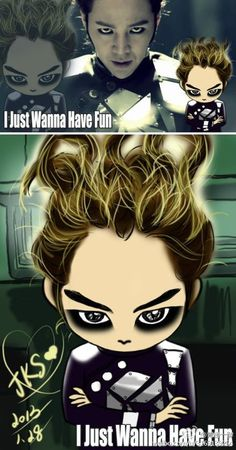 Jang Keun Suk ~~ 'Just Wanna Have Fun' [Cr: TreeM & Mary]